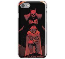 Batman & Robin iPhone Case/Skin