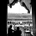 View from Caffe Florian by Karen E Camilleri