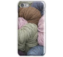 Waiting for the Knitter's Hand iPhone Case/Skin