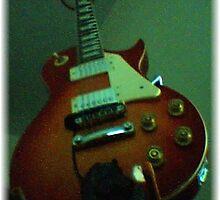 Rob Mazureks Personal Les Paul Guitar by WpgGuitarman