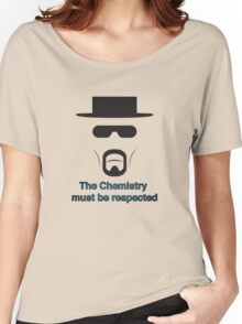 Respect the Chemistry Women's Relaxed Fit T-Shirt