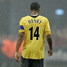 Thierry Henry - Arsenal Hero by Thierry Henry14.net