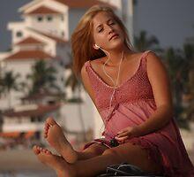 Living In The Paradise - Vivir En El Paraiso by Bernhard Matejka