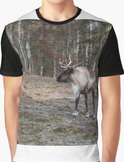 Caribou Graphic T-Shirt