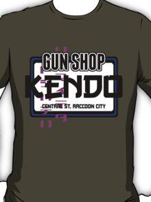 Kendo Gun Shop, Raccoon City - Resident Evil Tee T-Shirt