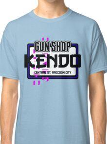 Kendo Gun Shop, Raccoon City - Resident Evil Tee Classic T-Shirt