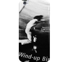 iPhone Case - Wind-up Bird iPhone Case/Skin