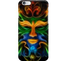 Abstract Face iPhone Case iPhone Case/Skin