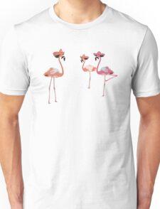 ¡FLAMIGOS! Unisex T-Shirt