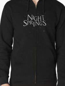 Night Springs - Alan Wake Tee T-Shirt