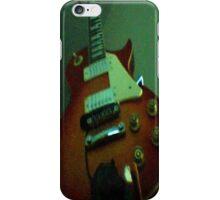 Rob Mazureks Personal Les Paul Guitar iPhone Case/Skin