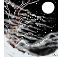 Ghost Tree Photographic Print