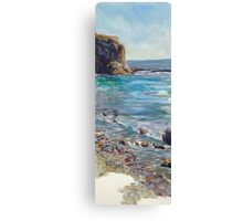 Abalone Cove Canvas Print