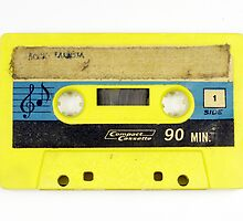 old cassette tape  by dubassy