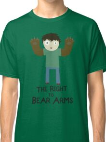 The Right To Bear Arms Classic T-Shirt