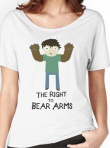 The Right To Bear Arms Women's Relaxed Fit T-Shirt
