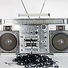 ghettoblaster by dubassy