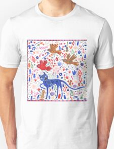 The Birds That Harassed the Cat T-Shirt