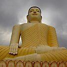 Aluthgama Buddha by David Clark
