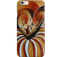Touched By Africa I iPhone Case/Skin