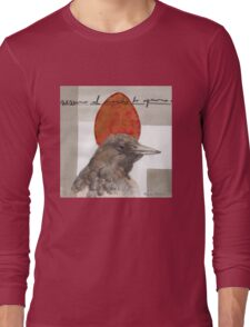 Red Red Egg Long Sleeve T-Shirt