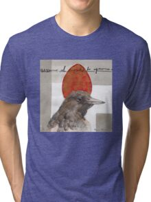 Red Red Egg Tri-blend T-Shirt