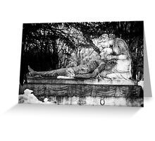Notre-Dame-des-Neiges Cemetery Greeting Card