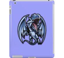 Blue-Eyes White Dragon Icon - Yugioh! iPad Case/Skin