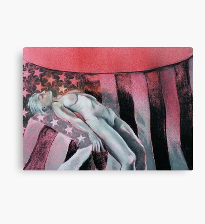 Dead End- After the Party Canvas Print