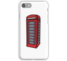 Phone Box iPhone Case/Skin