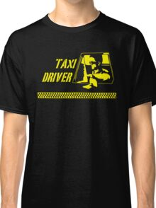 Taxi Driver (yellow) Classic T-Shirt