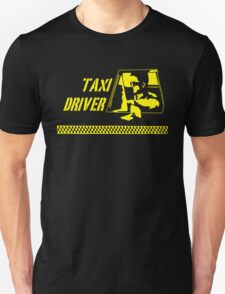 Taxi Driver (yellow) T-Shirt