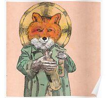 Saint Fox Poster