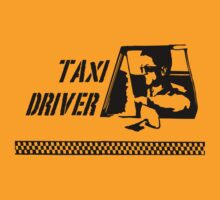 Taxi Driver (black) by natbern