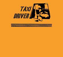 Taxi Driver (black) Unisex T-Shirt