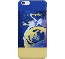 Rabbit moon iPhone Case/Skin
