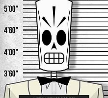 "Manuel ""Manny"" Calavera - Jailed by Dandi-boy"