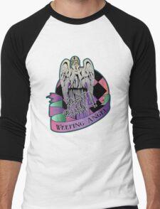 Weeping Angel Men's Baseball ¾ T-Shirt