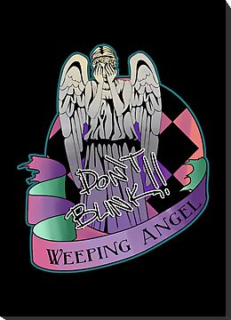 Weeping Angel by KanaHyde