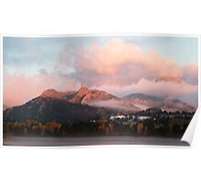 Stanley Hotel View Poster