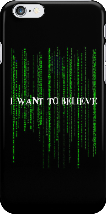 Who to believe? by SprayPaint