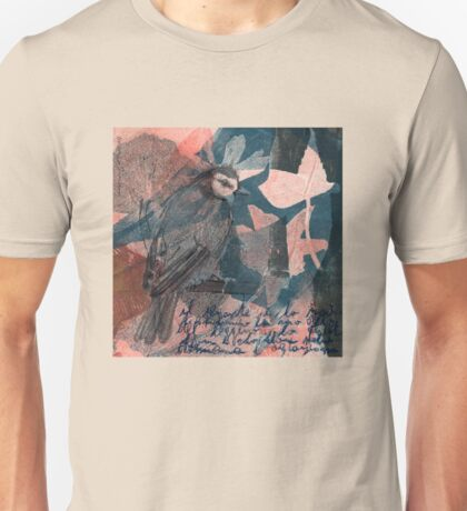 Baroque Dance Flight Unisex T-Shirt