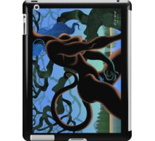 Itchy panther iPad Case/Skin