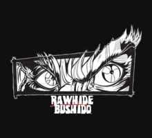 Rawhide Eyes with White Logo by CrossfireComics
