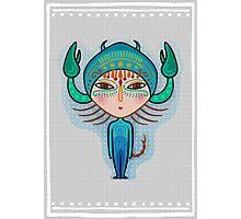 scorpio zodiac sign Photographic Print