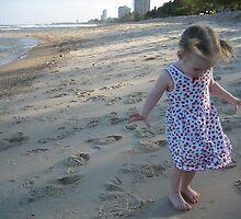 Unsure of Sand by M-EK