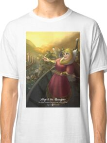 Sigrid the Haughty - Rejected Princesses Classic T-Shirt