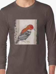 Black & Red Think T-Shirt