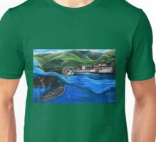 Honu Hale  Unisex T-Shirt