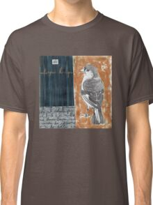 Wings on Blue Classic T-Shirt